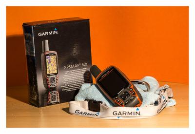 Garmin GPSmap 62s Test