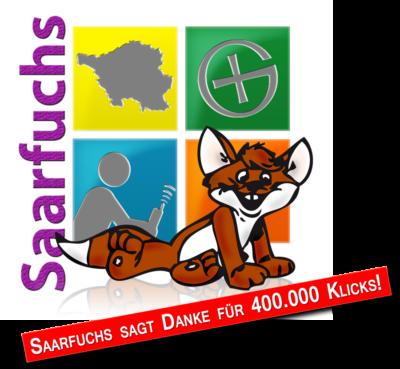 Saarfuchs sagt Danke für 400000.png