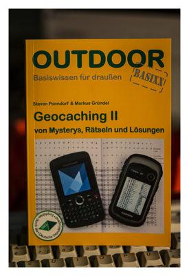 Buchcover von Geocaching II