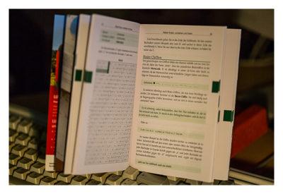 Seiten aus dem Buch Geocaching II