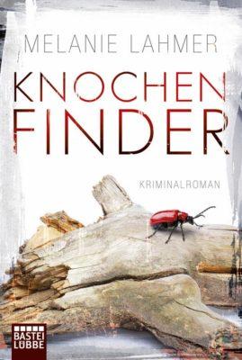 Knochenfinder Cover Geocaching Buch von Bastei-Lübbe