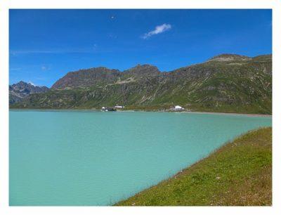 Geocaching in der Silvretta - Silvrettastausee