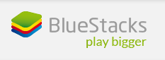 Blue Stacks App Player Logo