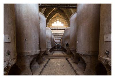 Verlassene Weinkellerei auf Mallorca - Die Bodega - Weinlager