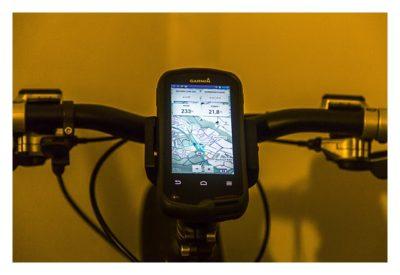Garmin Monterra Test - Hardware und Zubehör - In Fahrradhalterung