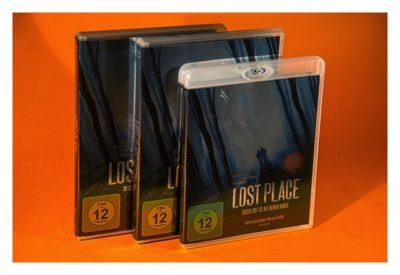 """Verlosung: 2x DVD und 1x Blu-ray des Films """"Lost Place"""""""