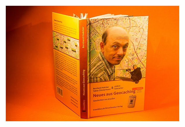 Neues aus Geocaching Das neue Buch von Bernhard Hoecker