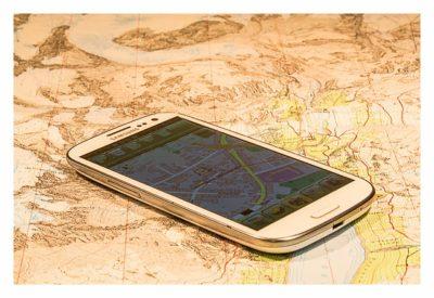Installation Offline-Karte in Cachebox Geocaching App - Samsung Galaxy S3 auf Karte