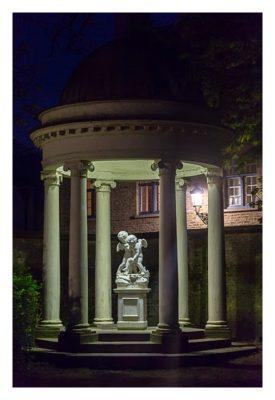 Denkmal im Hof Arents in Brügge