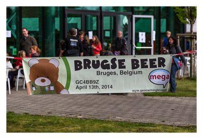 Brugse Beer IV Logo