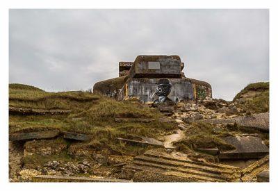 LP: Atlantikwall - MKB Malo Terminus - M162 Sicht vom Strand