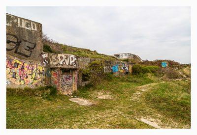 LP: Atlantikwall - MKB Malo Terminus - Teil des Forts