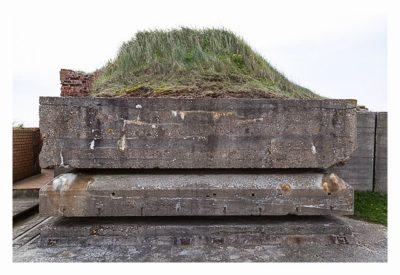 LP: Atlantikwall - Stp Tirpitz (Museum Raversyde) - Feuerleitstelle der Batterie Aachen