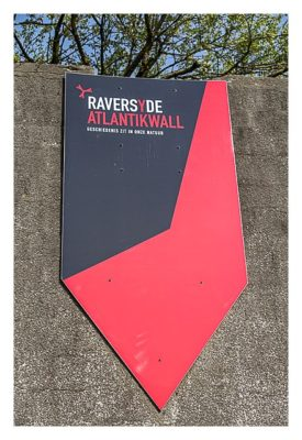 LP: Atlantikwall - Stp Tirpitz (Museum Raversyde) - Museumslogo