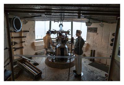 LP: Atlantikwall - Stp Tirpitz (Museum Raversyde) - Geschützbunker