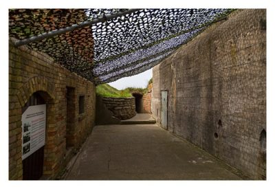 LP: Atlantikwall - Stp Tirpitz (Museum Raversyde) - weitere Bunker