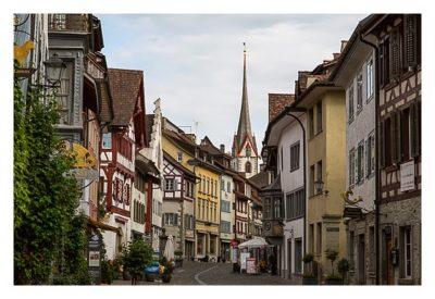 Sightseeing in Stein am Rhein - Altstadt