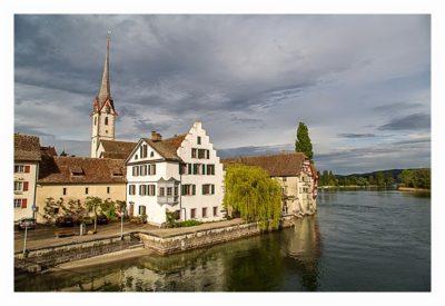 Sightseeing in Stein am Rhein - Am Rhein
