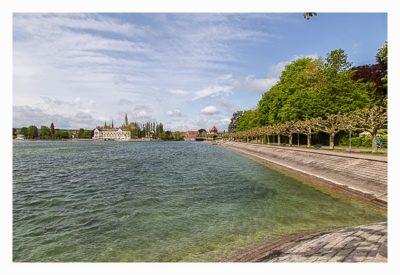 Konstanz: Sightseeing & Geocaching - Uferpromenade
