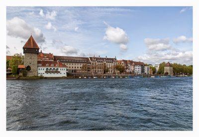 Konstanz: Sightseeing & Geocaching - historische Altstadt am Rhein