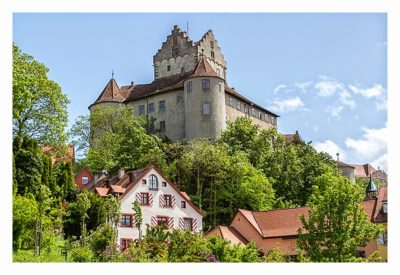 Meersburg: Sightseeing & Geocaching - Burg