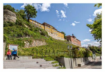 Meersburg: Sightseeing & Geocaching - Schloss