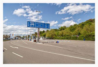 Meersburg: Sightseeing & Geocaching - Fähranleger