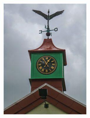 Radtour von Saarbrücken nach Straßburg: Glockenturm