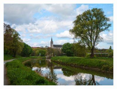 Radtour von Saarbrücken nach Straßburg: idyllische Orte unterwegs