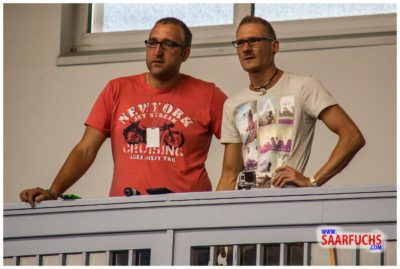 Bernhard Hoecker bei Big Äppel - Berufsgeocacher & Dr. Tim!