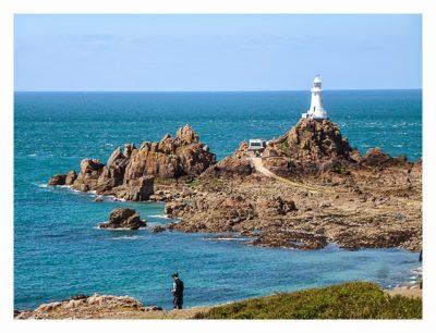 Jersey - Leuchtturm Corbiere