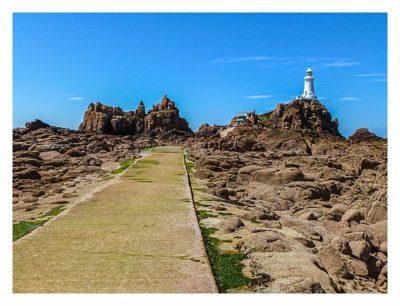 Jersey - Corbiere - Weg zum Leuchturm