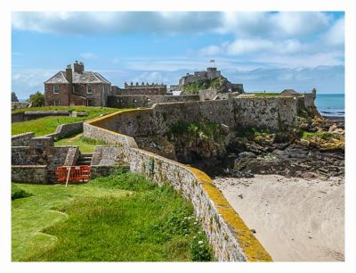 Jersey - Elizabeth Castle - In der Festung