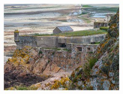 Jersey - Elizabeth Castle - Blick vom Turm