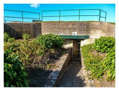 Jersey - Bunker am Strand