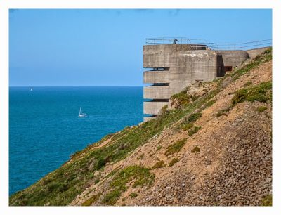 Jersey - MKB Lothringen - Beobachtungsturm
