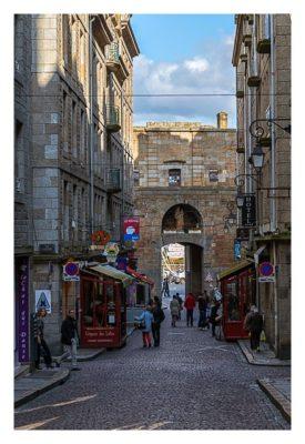 Saint Malo - Geocaching in historischer Kulisse - In der Altstadt