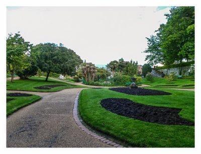 Guernsey - St. Peter Port - Candie Gardens