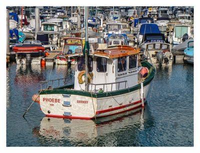 Guernsey - St. Peter Port - Am Hafen