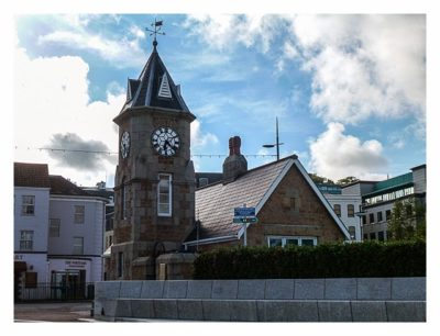 Guernsey - St. Peter Port - Kapelle