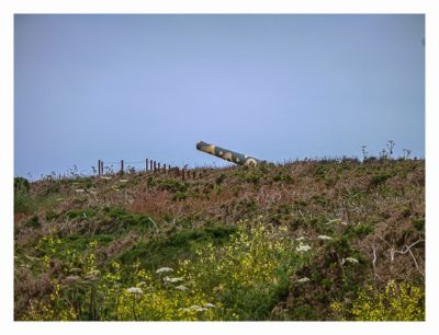 Guernsey - HKB Dollmann - 22cm Geschütz