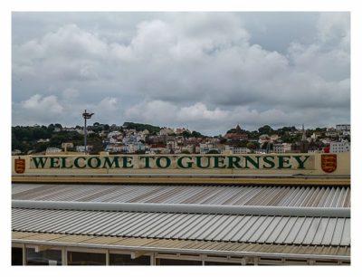 Guernsey - St. Peter Port - Hafenmeisterei