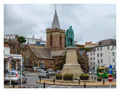 Guernsey - St. Peter Port - Denkmal