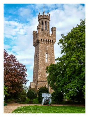 Guernsey - St. Peter Port - Victoria Tower
