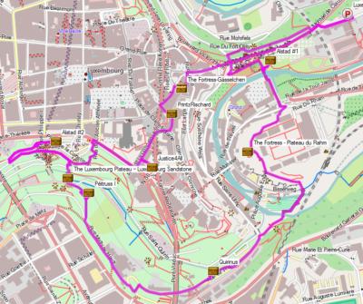 Tourplanung mit Basecamp und der Freizeitkarte