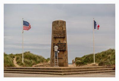 Westliche Landungsstrände - Denkmal Utah Beach