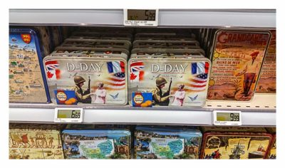 Westliche Landungsstrände - D-Day-Kekse