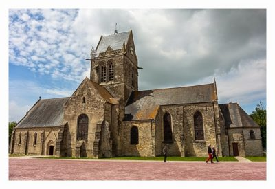 Westliche Landungsstrände - Saint Mère Eglise