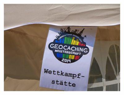 11. Geocaching-Meisterschaft - Wettkampfstätte