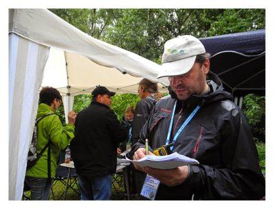 11. Geocaching-Meisterschaft - Buchführung für die Punkteschätzung